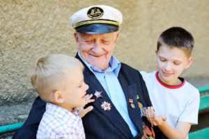 Blended Family and Aging Parents